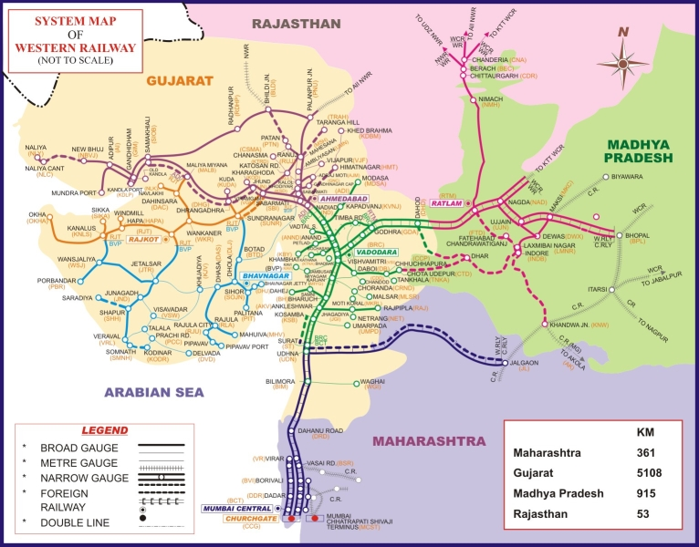 train fm mumbai to baroda